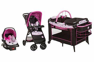 baby stroller car seat playpen combo travel su2026