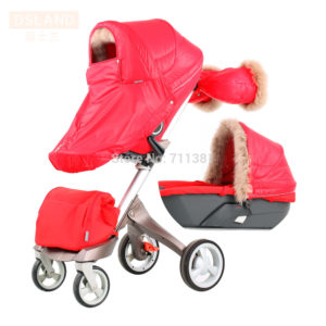 2014-Hot-new-children-s-Buggy-winter-Kits-thick-Canopy-Cover-Gloves-For-Dsland-Baby-Prams.jpg
