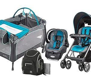 Evenflo Lux Travel System Review